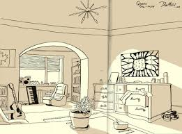 Appartment drawing