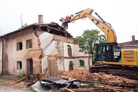 démolition maison