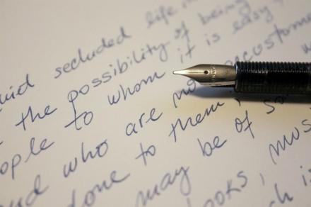 Handwritten-Letter-Public-Domain