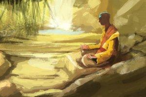 Avatar_Aang_Meditation_by_Sporkerang