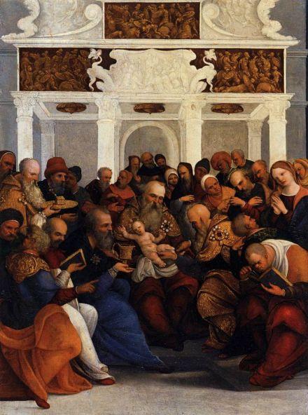 Ludovico_Mazzolino_-_Circumcision_-_WGA14715