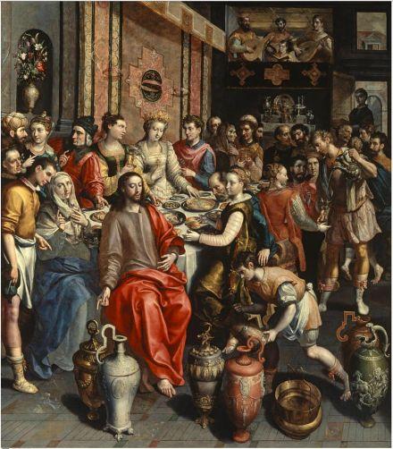 Maerten_de_Vos_-_Bruiloft_van_Cana _ 1596