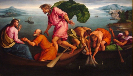 La pêche miraculeuse - Bassano-1545