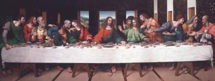 Le dernier repas_Da Vinci