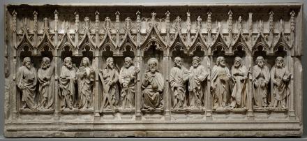 Les douze disciples