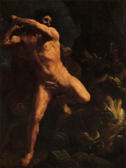 Guido_Reni_-_Hercules_Vanquishing_the_Hydra_of_Lerma_-_WGA19284
