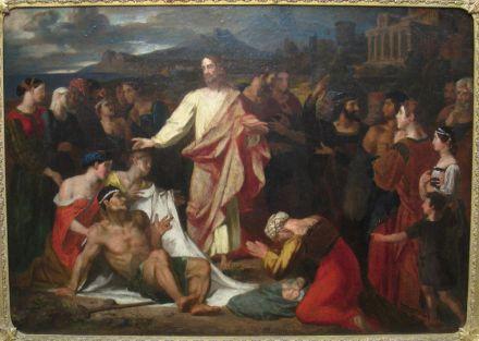 Le Christ guérissant les malades - 1893