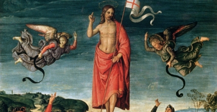 resurrection-of-christ - Raphael
