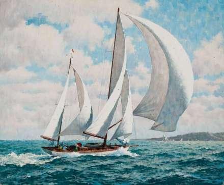Sailing- Arthur Sarnoff