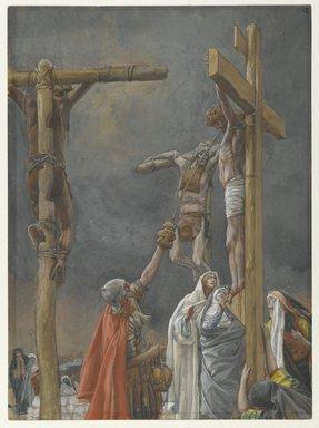 Vinaigre donné à jésus- Tissot