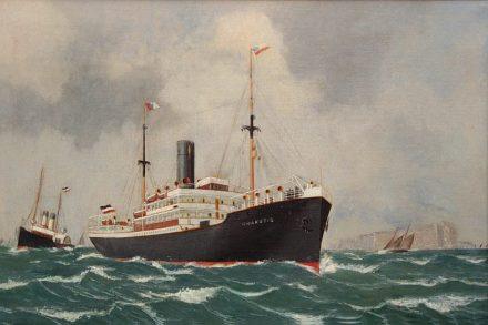 John Henry Mohrman - Rhakotis - 1907