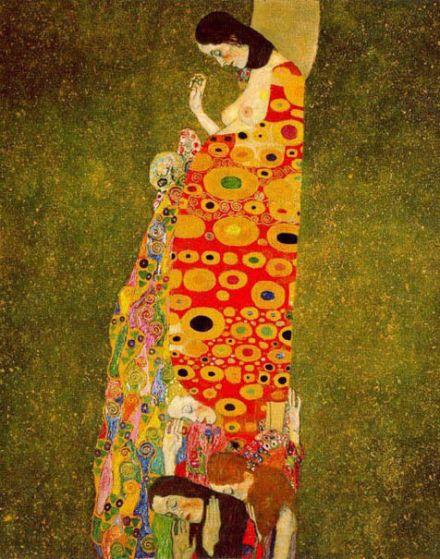 Pregnant women _ gustav Klimt