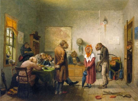 Divorce _ Beard, William Holbrook