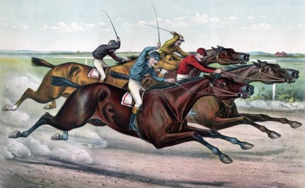 horse-racing-neck-ties-clipart-free-stock-photo-public-domain-pictures