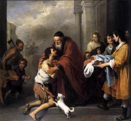 Le retour du fils prodigue_Rembrandt_1669