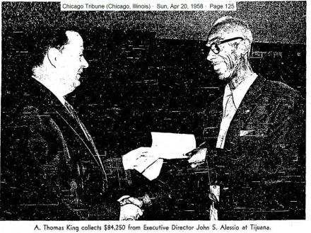 a-thomas-king-receiving-84000-dollars