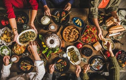Le festin avant le jeûne - Crédit photo Shutterstock